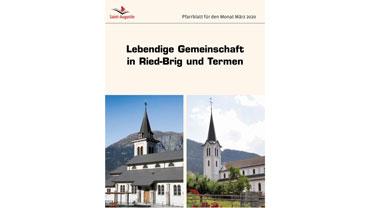 Lebendige Gemeinschaft in Ried-Brig und Termen