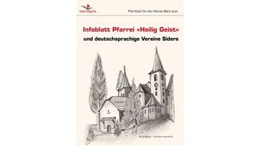 Infoblatt Pfarrei «Heilig Geist»