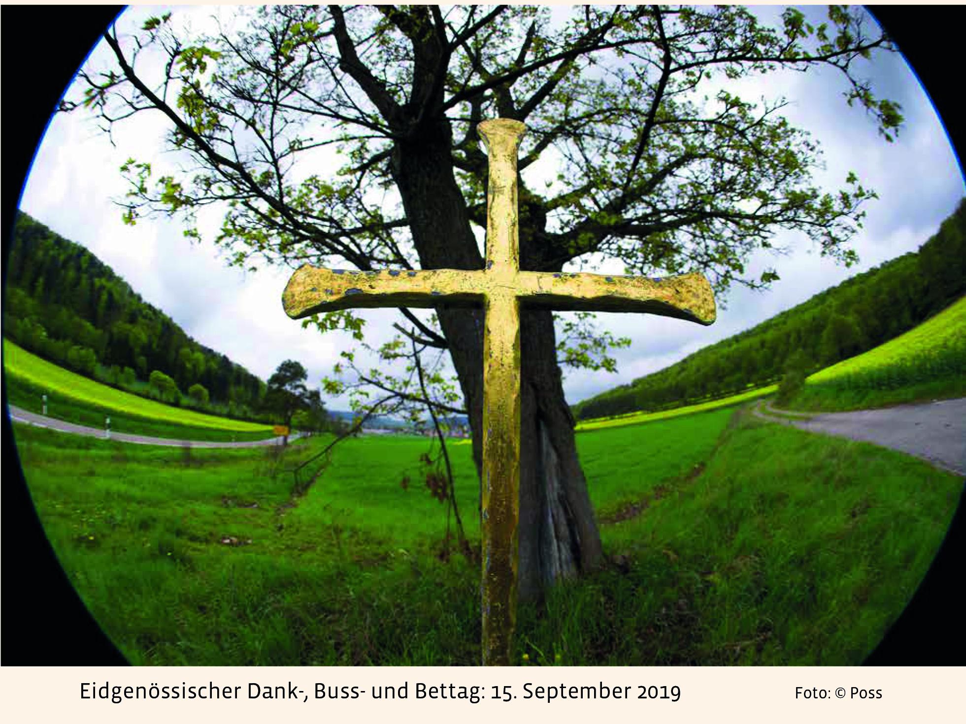 September 2019: Singt dem Herrn ein Neues Lied!