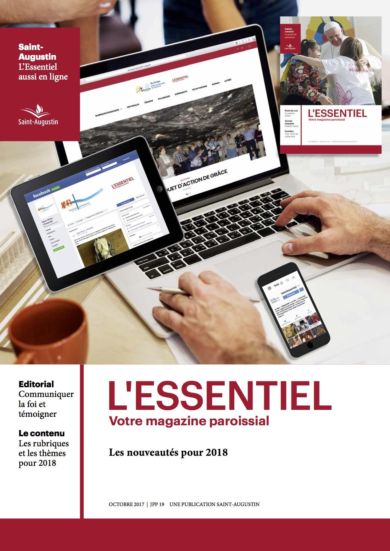 19ème Journée de la presse paroissiale – 7 octobre 2017