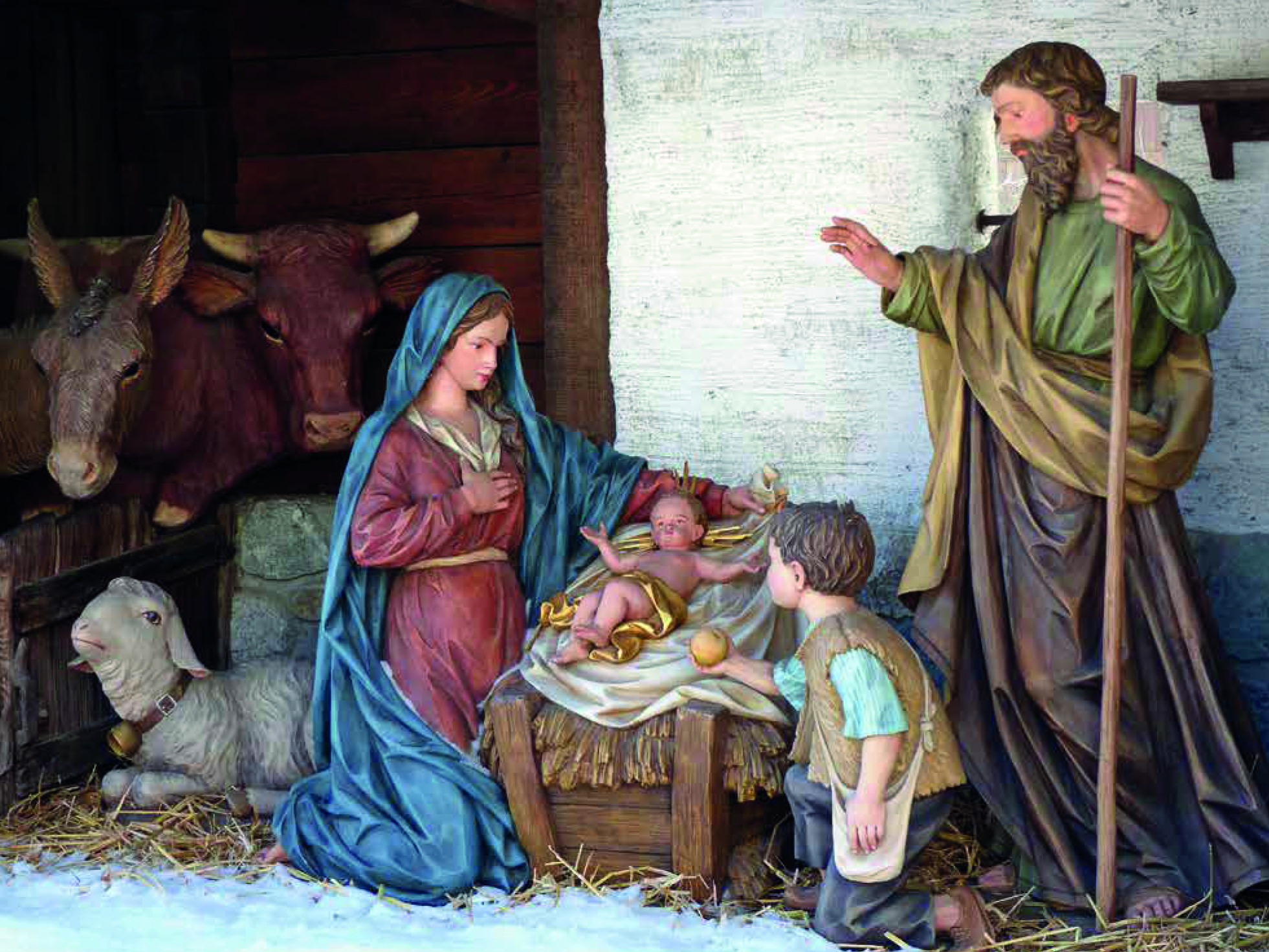 Dezember 2019: Eine «tierische» Theologie