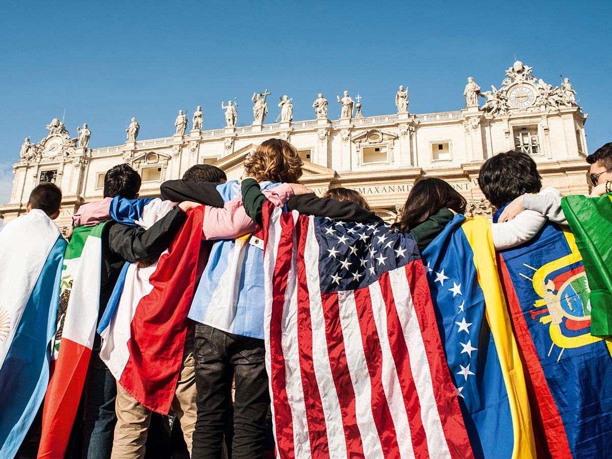 Eglise sans frontières