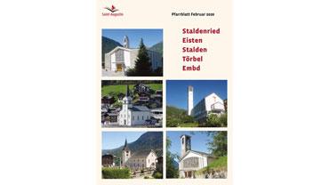 Staldenried – Eisten – Stalden – Törbel – Embd