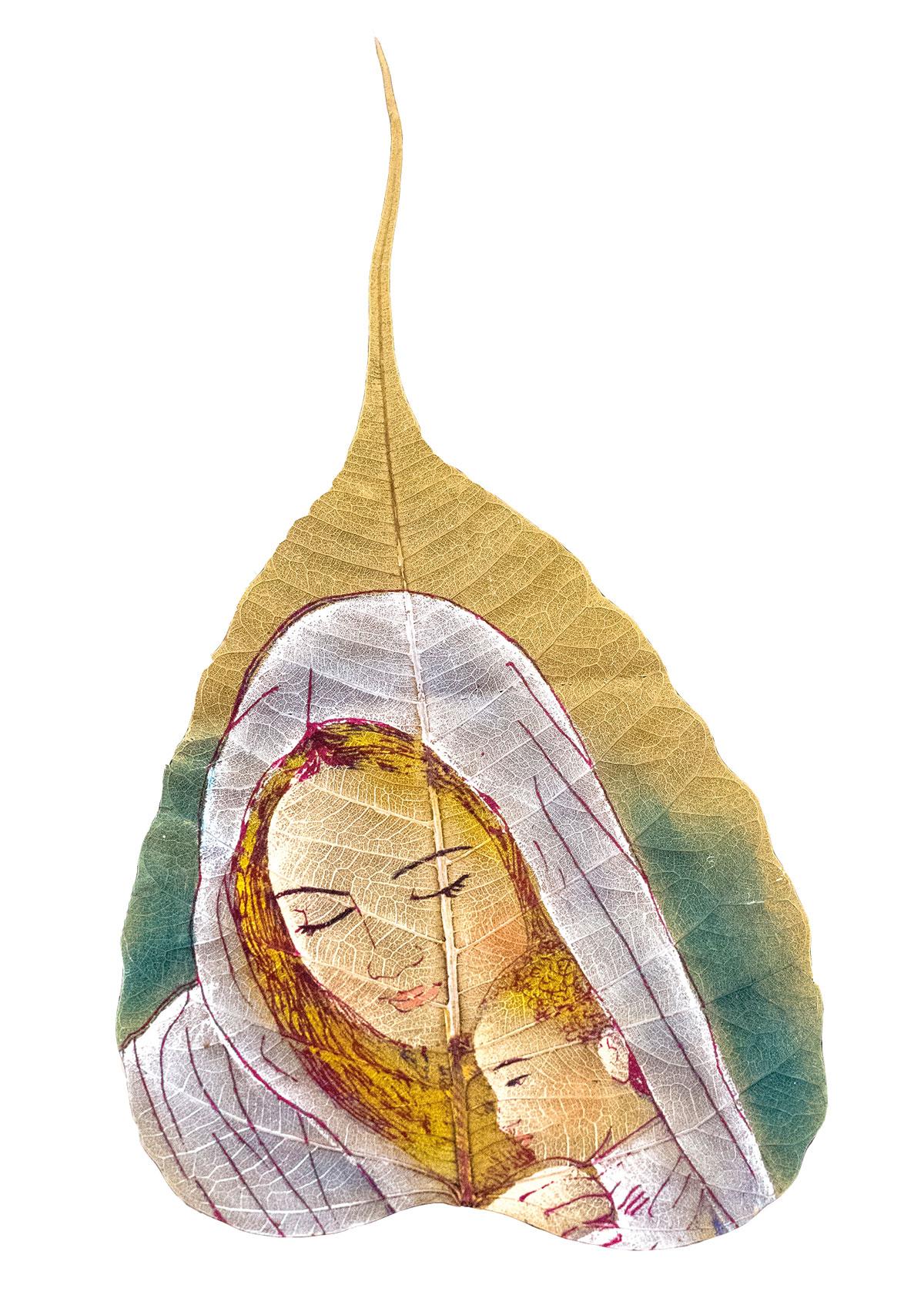 Maria –  eine biblische Gestalt