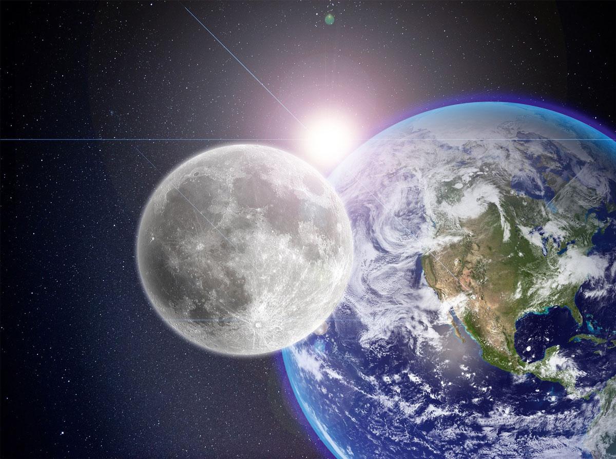 Um die Erde zu pflegen und zu bewahren