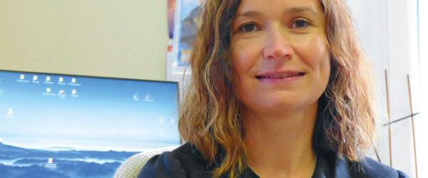 Carole Wyder: secrétaire du Secteur et directrice d'un salon de toilettage pour chiens et chats