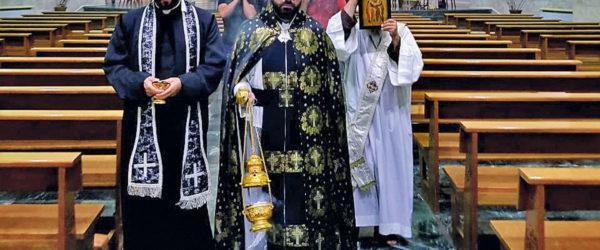 L'espérance chrétienne au Moyen Orient