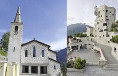 Jubilés de consécration des églises de Saint-Martin et de Saint-Nicolas d'Hérémence