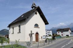 Collombey-le-Grand: la chapelle Notre-Dame des Sept-Joies