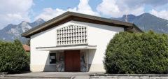 Illarsaz: la chapelle Saint-Bernard de Mont-Joux (ou de Menthon)